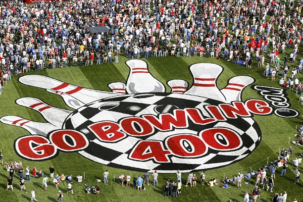Go Bowling 400 Returns to Kansas Speedway May 13