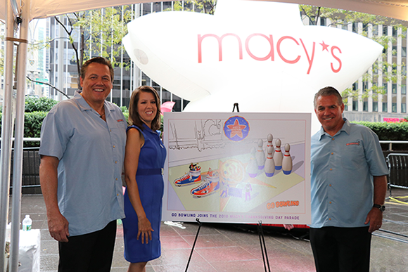 Go Bowling To Participate In Macy's Thanksgiving Day Parade