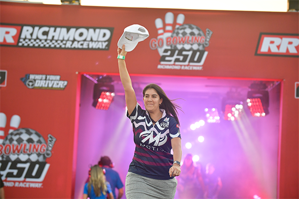 PWBA Tour Championship and the Go Bowling 250 Will Once Again Share the Stage at Richmond Raceway