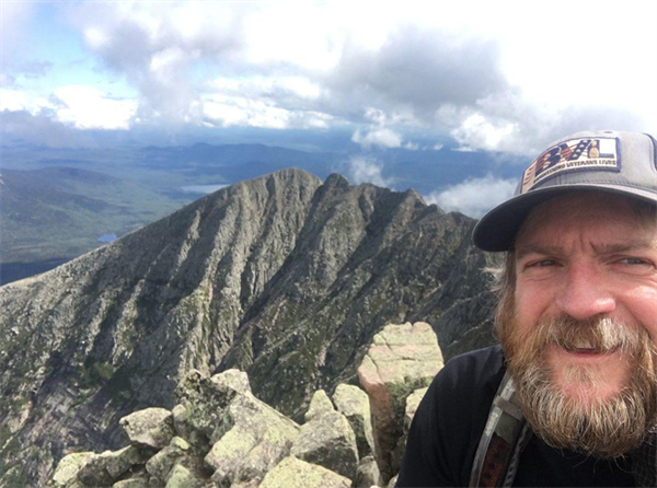 David Kellerman Completes 2,190-Mile Appalachian Trail Trek to Support BVL