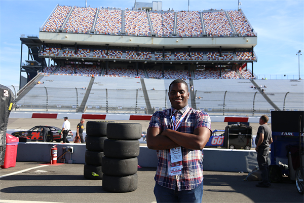 Soldier wins NASCAR and Professional Bowling Trip through MWR Promotion