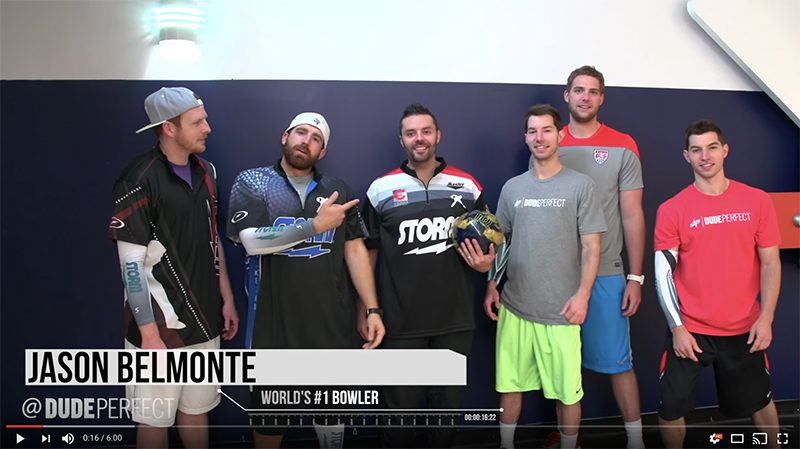 Dude Perfect with Jason Belmonte