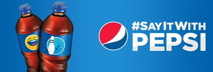 PepsiMoji Bowling Bottle Buy One Get One