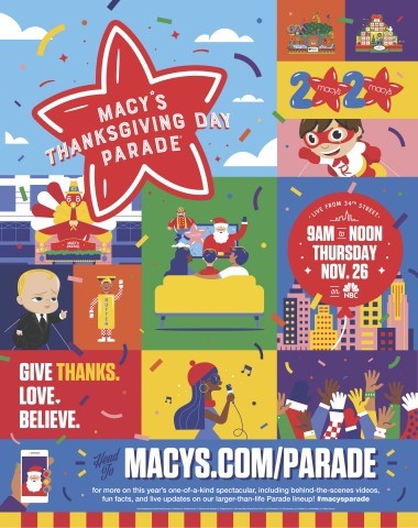 Macy's flyer